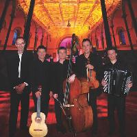 An exclusive evening with the London Tango Quintet