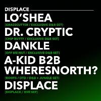 Displace - 'Who Needs Playaz Anyway?' Rave - DNB All Night Long