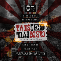 Geddes & Gioia Presents Twisted CarnEvil