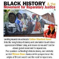 Black History & The Movement For Reparatory Justice