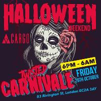 twisted carnivale halloween special