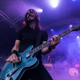 UK Foo Fighters | The Garage Glasgow  | Fri 16th October 2020 Lineup