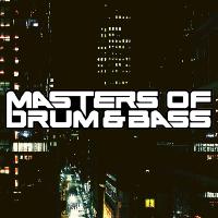 Masters of D&B - Skantia (Ram), Blackley, Traumatize (5 Pounds)