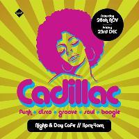 Cadillac Clubnight // DJ JacobCoid