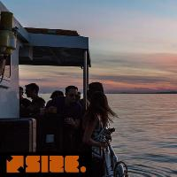 SiZE Bank Holiday Boat Party