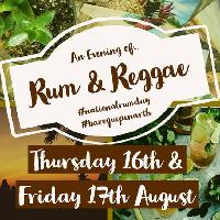 An Evening of Rum & Reggae