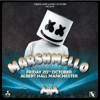 CREAM PRESENTS MARSHMELLO