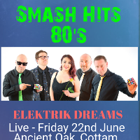 Elektrik Dreams Live - Smash Hits 80