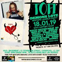 Big Condo Presents Tofi Demons Love Mixtape Launch Party