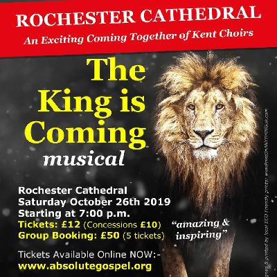 The King is Coming - Musical