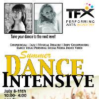 Summer Dance Intensives