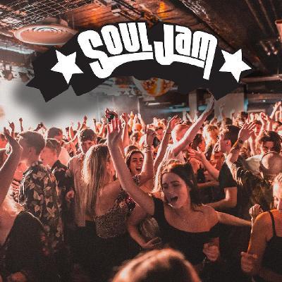 SoulJam / Brighton / Back to Boogie