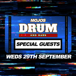Drum & Bass Feat Special Guest - Norwich Freshers Fest 2021
