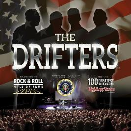 The Drifters | Civic Hall Bedworth Bedworth  | Fri 17th September 2021 Lineup