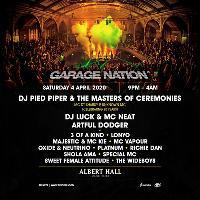 Garage Nation [POSTPONED - JUNE 27TH]