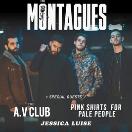 THE A.V Club main support Aug 14th