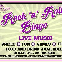 Rock and Roll Bingo Nights