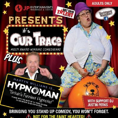 Comedy hypnosis night