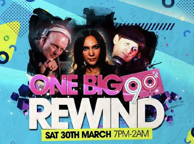 One Big 90's Rewind