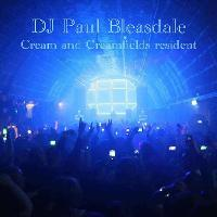 DJ Paul Bleasdale cream and creamfields resident