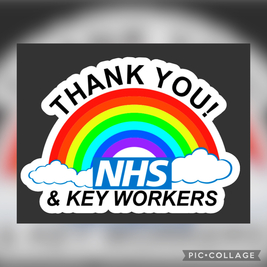 Thank You  NHS & KEYWORKERS