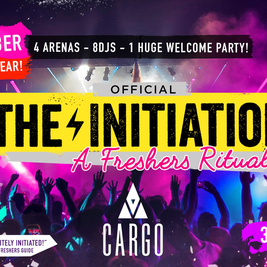 The Official Freshers Initiation!⚡ A Freshers Ritual 🤩UOM