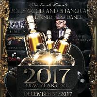Live Bollywood & Bhangra Bands New Years Eve Dinner & Dance 2017