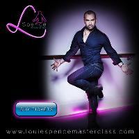 Louie Spence Masterclass UK Tour 2019 - London(Surrey)