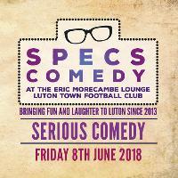 Specs Comedy - June 2018