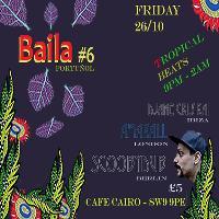Baila Portuñol Special #6 feat Scooby Dub (Berlin - Global Bass)