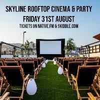 Skyline Rooftop Cinema & Party : Dirty Dancing : Hus