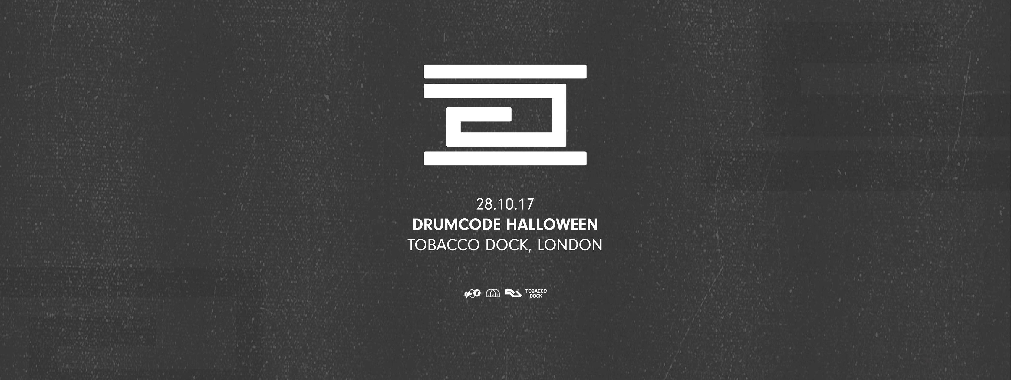 Drumcode Halloween 2017 Tickets | Tobacco Dock LONDON | Sat 28th ...