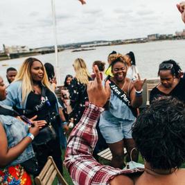 Afrobeats n Brunch Summer Boat Party 🛳️