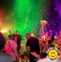 Raver Tots in Middlesborough with DJ Slipmatt