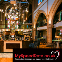Speed dating manchester revolution foods