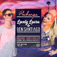Pachanga w/ Lovely Laura & Ben Santiago