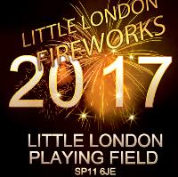 Little London Firework Display 2017