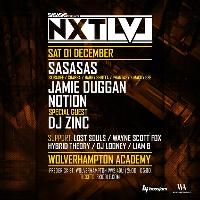 sasasas presents nxt lvl