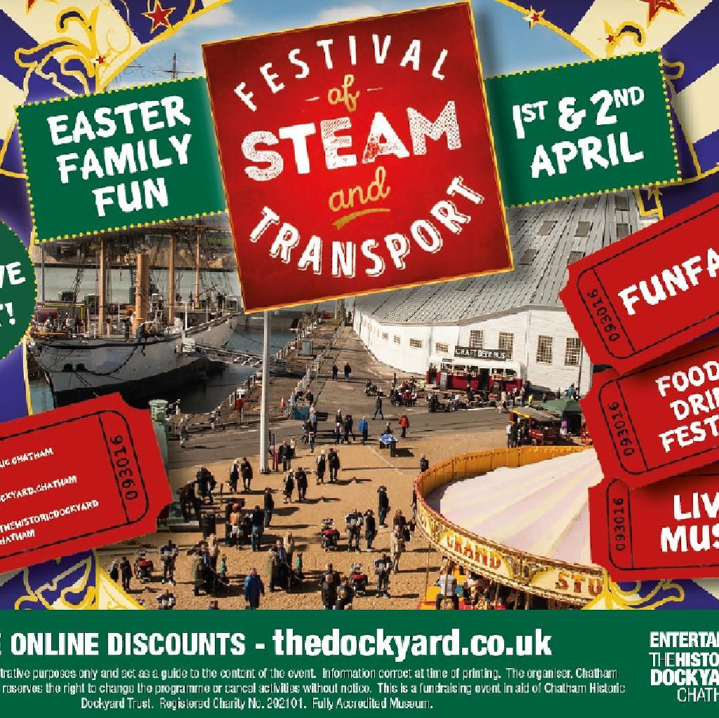 The Festival of Steam & Transport
