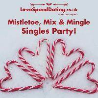 Mistletoe, Mix & Mingle Singles Party