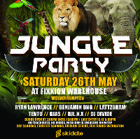 Energy Presents Jungle Rave