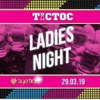 Tic Toc at Tiger Ladies Night