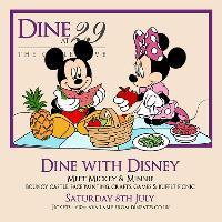 Dine with Disney