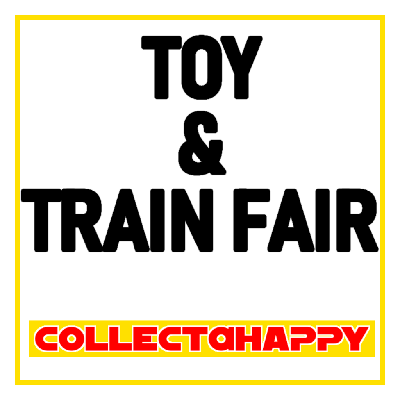 TOY & TRAIN FAIR - COLLECTaHAPPY | Methodist Central Hall