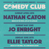 Comedy Club with Jo Enright (Phoenix Nights)