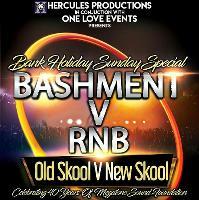 Bashment Vs RnB OLD Skool Vs NEW Skool
