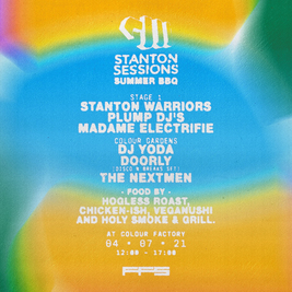 Stanton Sessions – Summer BBQ