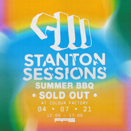 Sold Out: Stanton Sessions - Summer BBQ