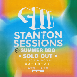 Rescheduled: Stanton Sessions - Late Summer BBQ
