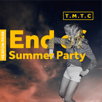 TMTC | End of Summer Party